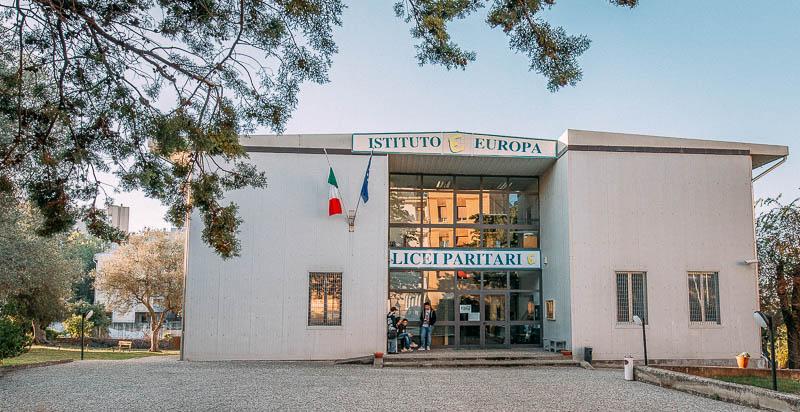 Universita Pegaso Istituto Europa Scuole Paritarie